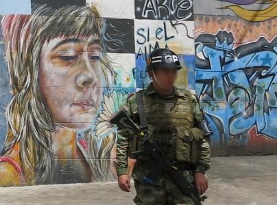 Bogotá, Graffiti